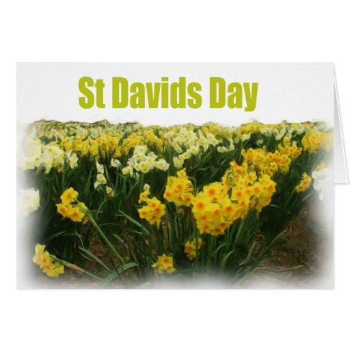 Día de Davids del santo Tarjeta De Felicitación