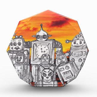 Día de fiesta 3 del robot