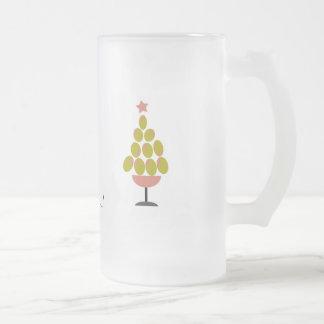 """Día de fiesta """"ALEGRÍAS!"""" Diseño del olivo Taza De Café"""