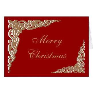 Día de fiesta cristiano del navidad felicitaciones