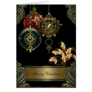 Día de fiesta cristiano del navidad felicitación