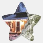 Día de fiesta de High Sierra Colcomanias Forma De Estrella