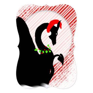 """Día de fiesta de la luna del dragón (fondo de invitación 5"""" x 7"""""""