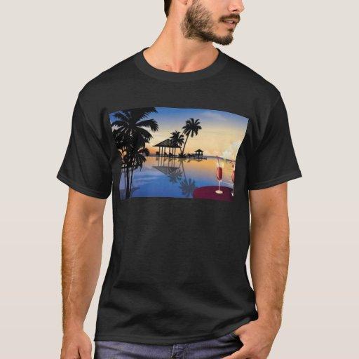 Día de fiesta de la playa playera