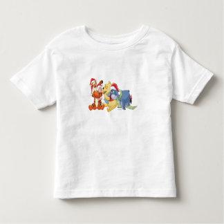 Día de fiesta de Winnie the Pooh y de los amigos Camiseta