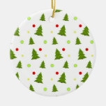 Día de fiesta del árbol ornamento para arbol de navidad