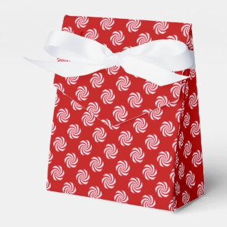 Día de fiesta del navidad del remolino del caja para regalos