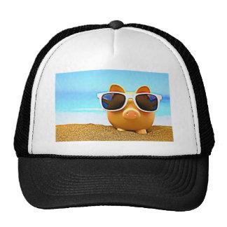 Día de fiesta del pato o gorras de camionero