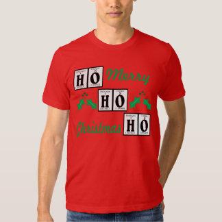 Día de fiesta feliz, Feliz Navidad Poleras