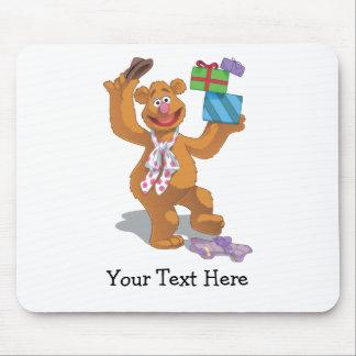 Día de fiesta Fozzie el oso 2 Alfombrilla De Raton
