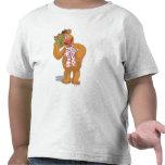 Día de fiesta Fozzie el oso Camisetas