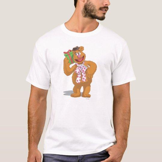 Día de fiesta Fozzie el oso Playera