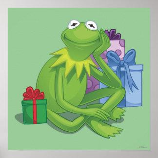 Día de fiesta Kermit 3 Póster