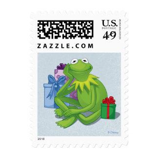 Día de fiesta Kermit Franqueo