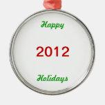 Día de fiesta Ornament* Ornamento Para Arbol De Navidad
