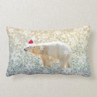 Día de fiesta polar almohadas