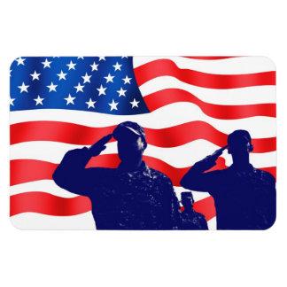 """Día de fuerzas armadas de arma 4"""""""" imán del regalo"""