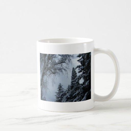 ¡Día de inviernos de viejo! Taza De Café