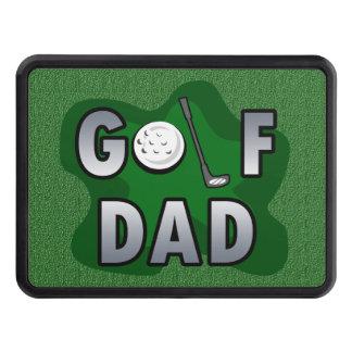 Día de L padre del club del papá del golf Tapas De Remolque
