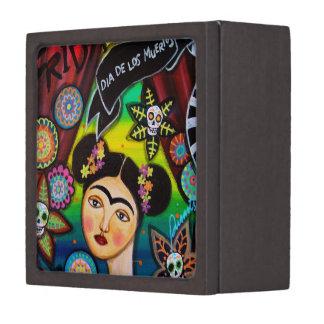 Día de la caja muerta cajas de regalo de calidad