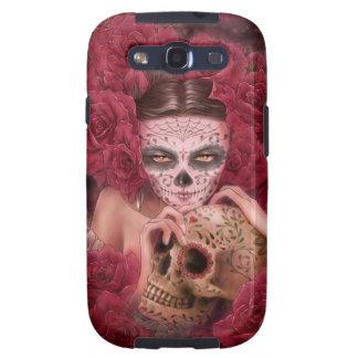 Día de la caja muerta de la galaxia S II de Samsun Samsung Galaxy S3 Funda