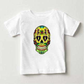 Día de la camiseta muerta del niño del cráneo del