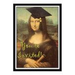 Día de la graduación de Mona Lisa Comunicado Personalizado