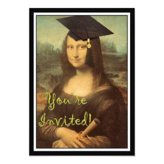 Día de la graduación de Mona Lisa
