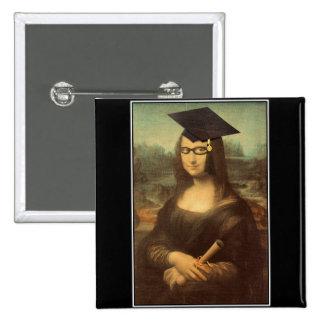 Día de la graduación de Mona Lisa Pins