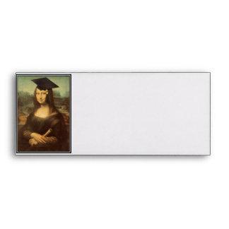 Día de la graduación de Mona Lisa Sobre