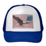 Día de la Independencia 2012 del sombrero Gorros Bordados