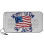 Día de la Independencia 4 de julio iPhone Altavoz