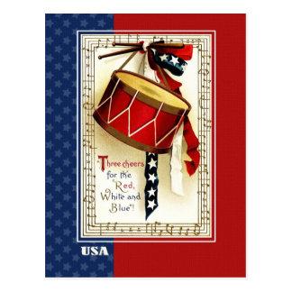Día de la Independencia, 4to de las postales de