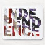 Día de la Independencia Alfombrilla De Ratones