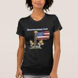 Día de la Independencia Camiseta