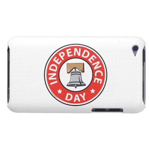 Día de la Independencia de Liberty Bell Barely There iPod Protectores