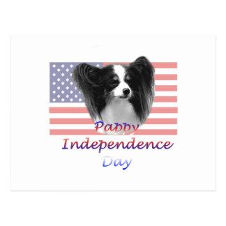 Día de la Independencia de Pappy Postales