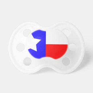 Día de la Independencia de Tejas Chupetes Para Bebés