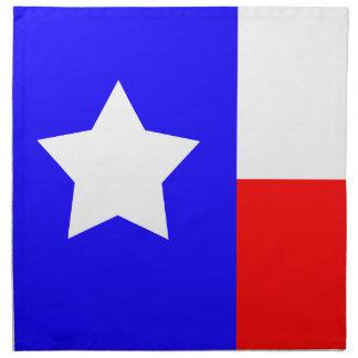 Día de la Independencia de Tejas Servilletas