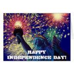 ¡Día de la Independencia! Felicitacion