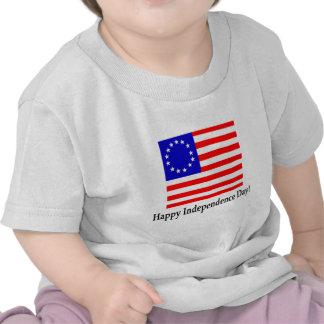 ¡Día de la Independencia feliz! Camisetas