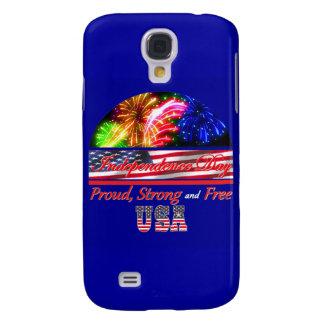 Día de la Independencia Funda Para Galaxy S4