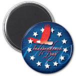 Día de la Independencia Imanes