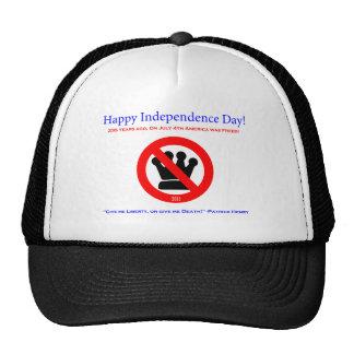 Día de la Independencia ningún rey colección 3 d