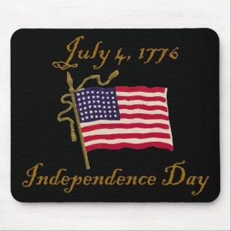 Día de la Independencia Alfombrilla De Ratón