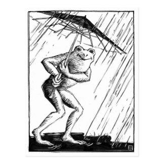 Día de la lluvia postal