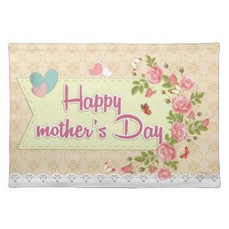 Día de la madre mantel