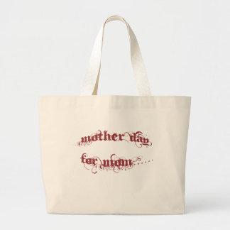 Día de la madre para la mamá bolsa de mano