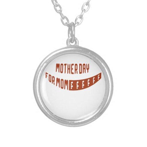 Día de la madre para la mamá colgantes