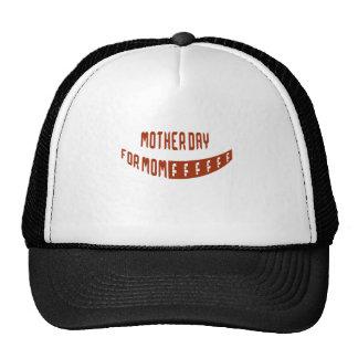 Día de la madre para la mamá gorra